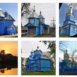 Rivne Region's Wooden Church Architecture: Past, Present and Future