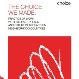 The CHOICE we made: the project book is now available online